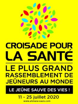 Croisade pour la santé 2020-Festival du jeûne