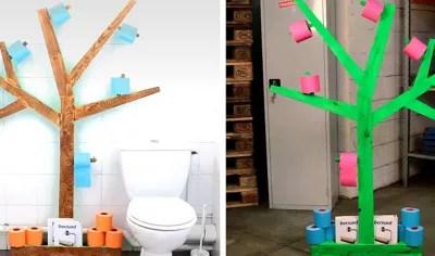 Fabriquer Un Arbre Papier Toilette DIY Bernardfr