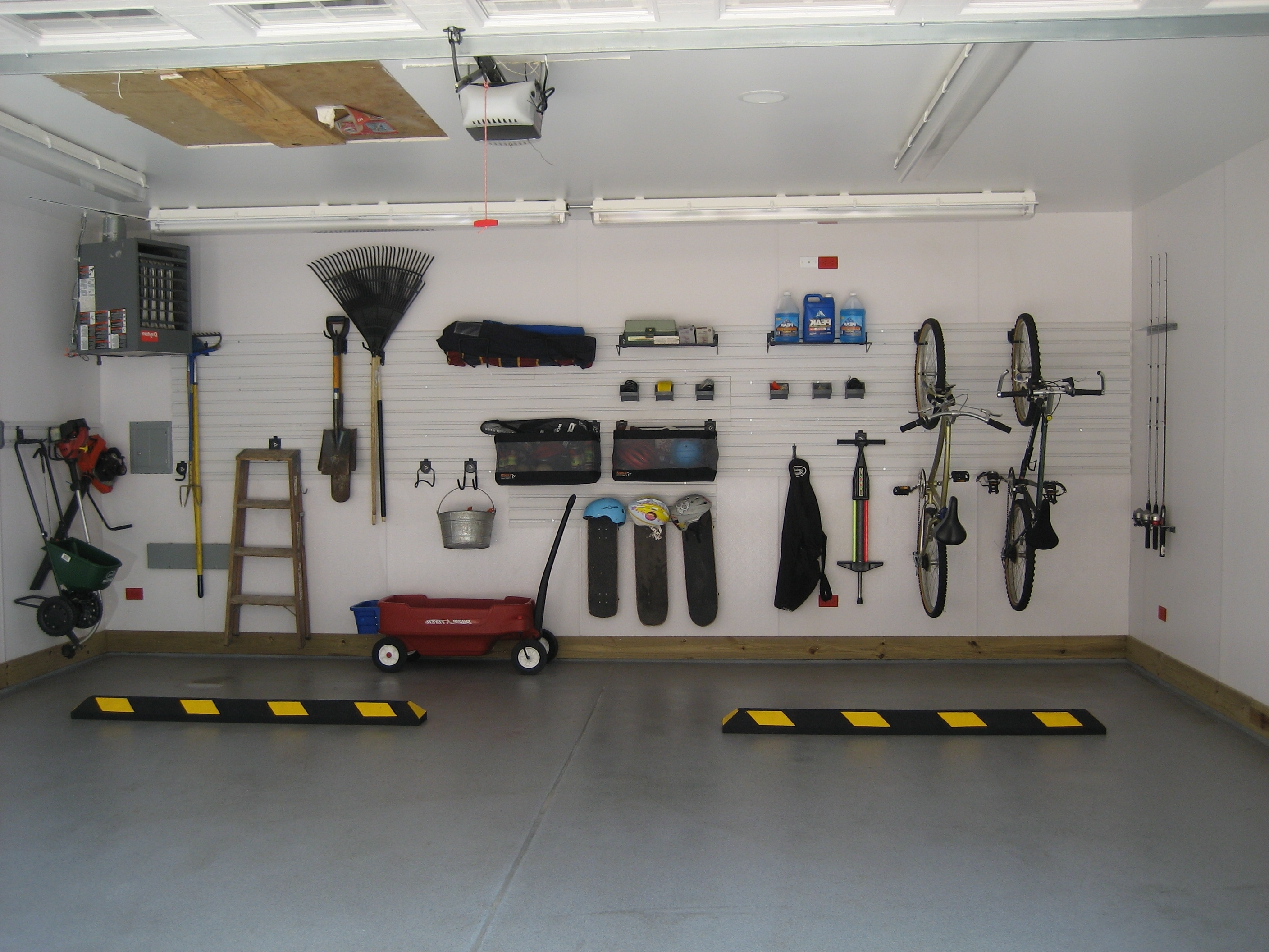15 Best Collection of Garage Wall Accents on Garage Decoration  id=49991