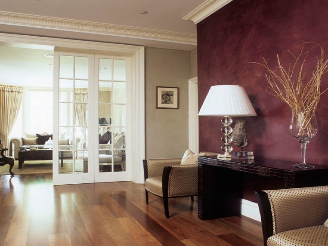 15 Best Collection Of Maroon Wall Accents