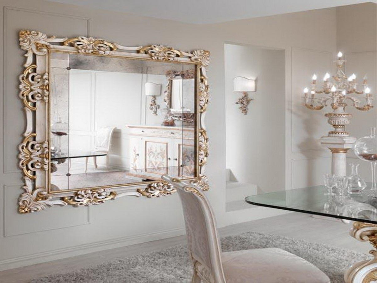 Best 20 Of Modern Large Wall Mirrors