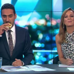 Waleed Aly no longer believes in the halal certification bunny