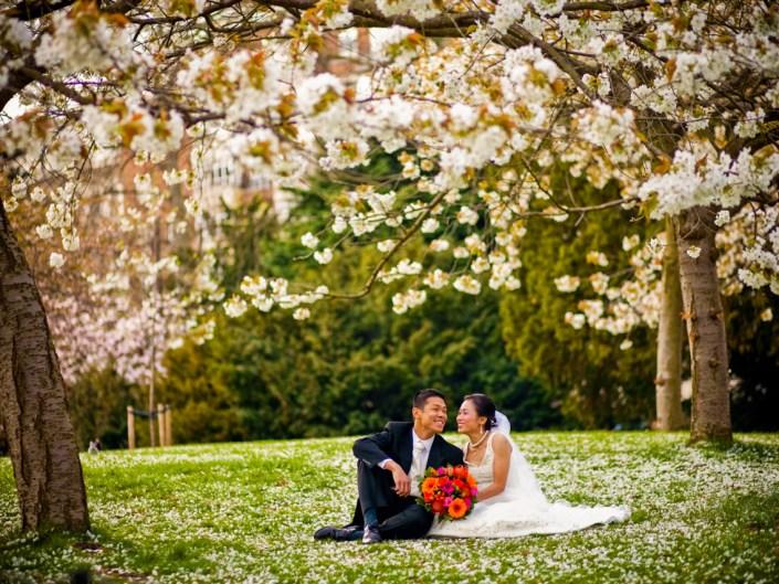 Siew Meng & Jeanie in London