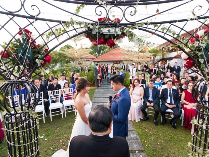 Wedding of Raymond & Xiner