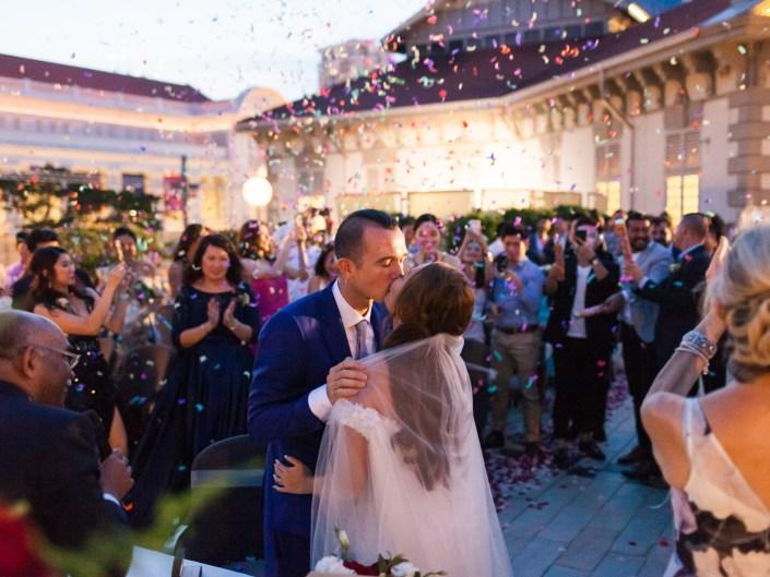 Wedding of Laurence & Desiree