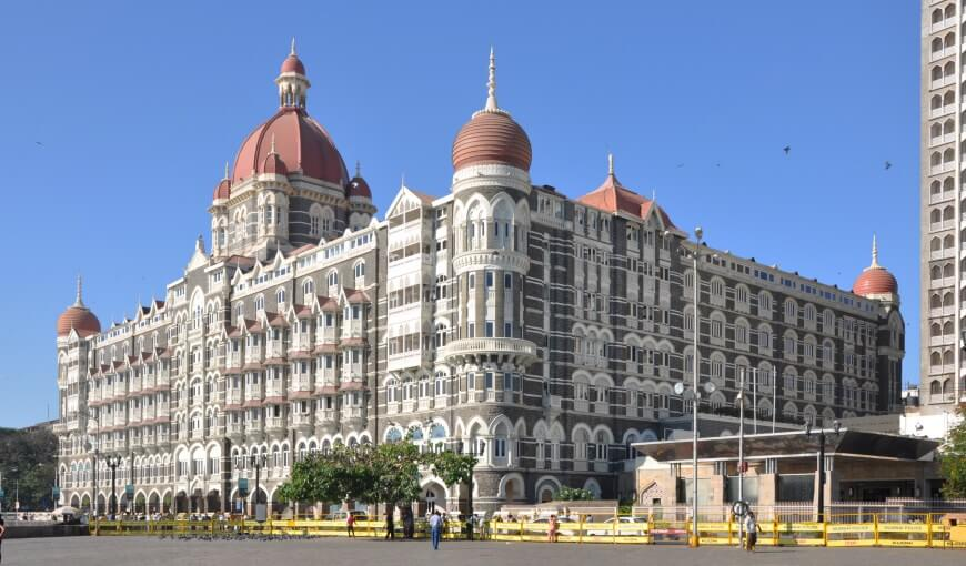 The Taj Mahal Palace, Mumbai, India