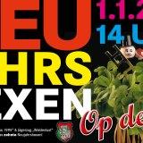 Alle Jahre wieder: Neujahrshexen op de Eck!