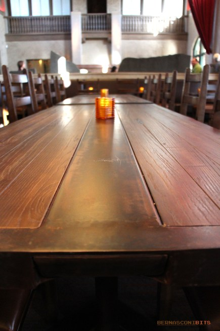 Beautiful Table – Stone Brewing World Bistro and Gardens Liberty Station