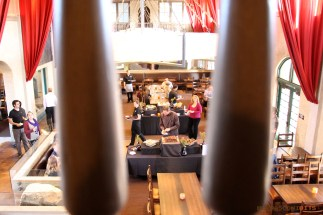 From Above – Stone Brewing World Bistro and Gardens Liberty Station