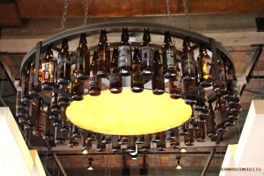 Beer Chandelier – Stone Brewing World Bistro and Gardens Liberty Station