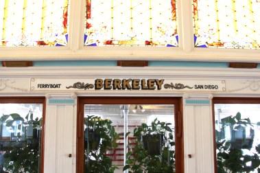 The Berkeley Interior - Festival of Sail