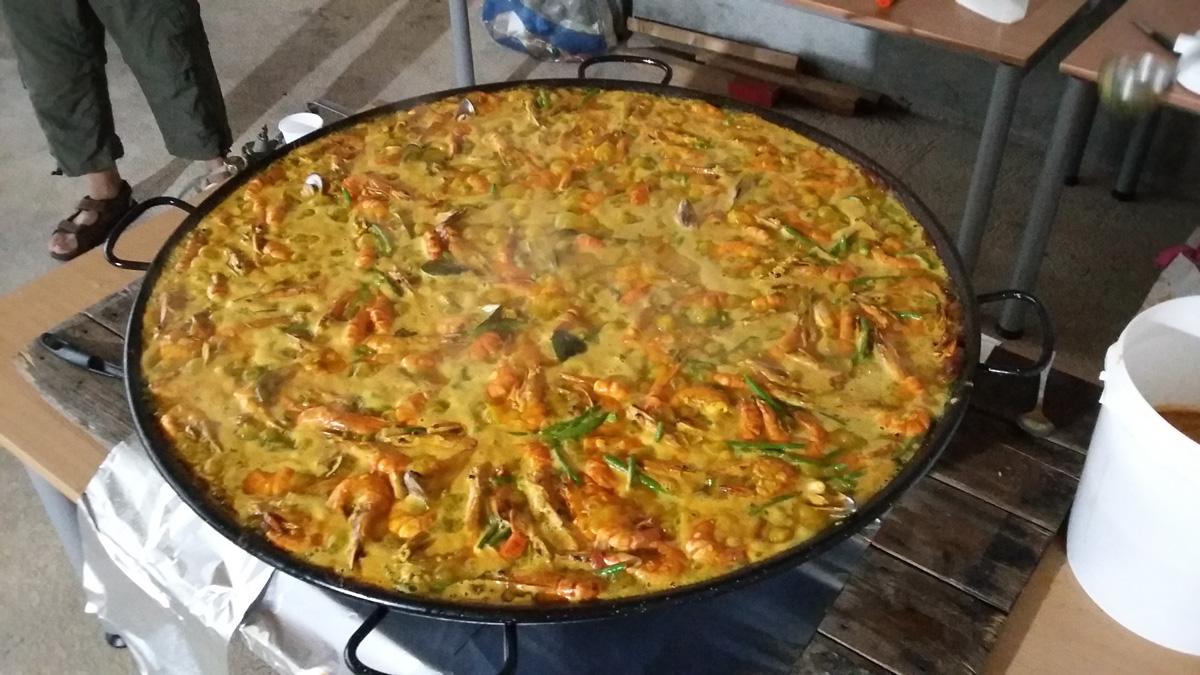 Paella chez Bernasconi