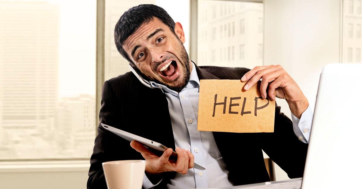 Stress Im Job: 5 Tipps Für Das Klärende Gespräch Mit Ihrem Chef