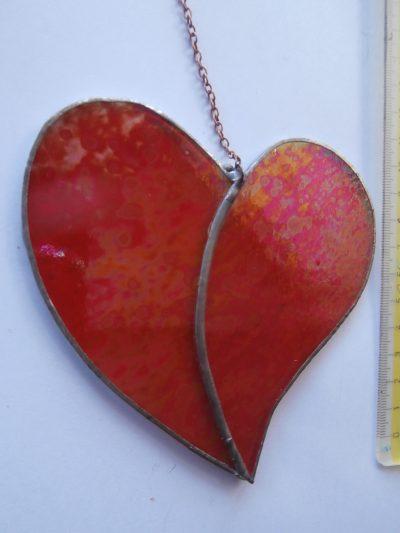 Love heart - 2 piece