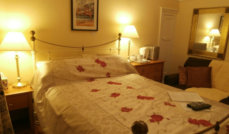 one of our Guest Rooms at Cerdyn Villa