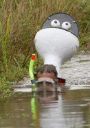 World Bog Snorkelling, Llanwrtyd Wells, Green Events , August Bank Holiday