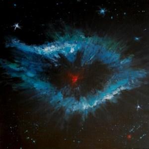 cats Eye Nebual , Cosmic Eye