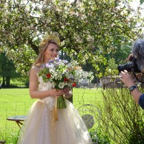 Magical May Wonderland Wedding.