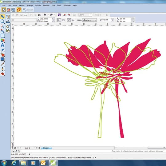 CorelDraw® Essentials X6 included