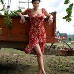 Una vacanza bucolica con Ilaria D'amico