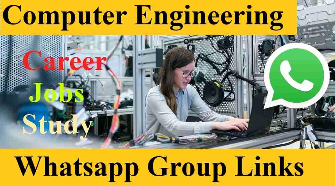 Computer Science Engineering Job BCA HTML Jobs Whatsapp Group Link 2021