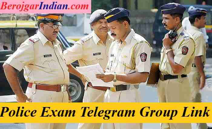 Police Exam Telegram Group Link Channel 2021 Join Preparation groups