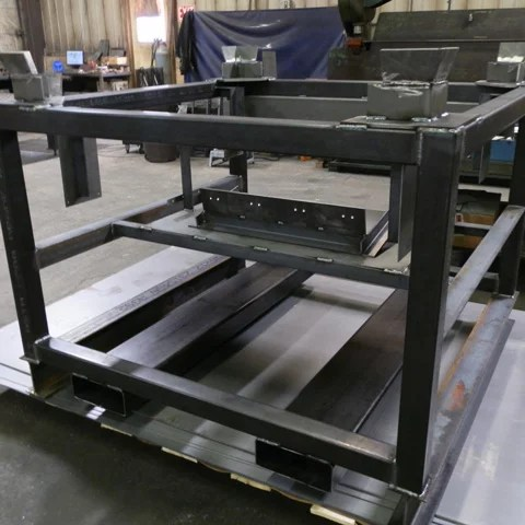 Custom Frame Building