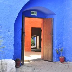 Monastère Santa Catalina, Arequipa, Pérou