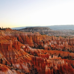 Sunset Point, Bryce Canyon NP, Utah, USA