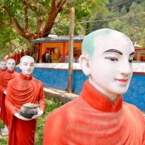 Kaw Ka Taung Cave, Hpa-An, Myanmar