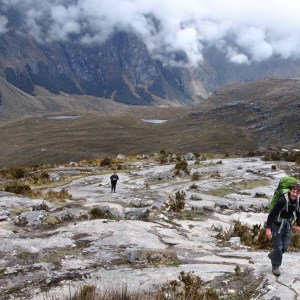 Trek de Santa Cruz, Cordillère Blanche, Pérou