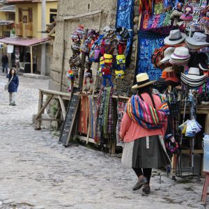 Ollantaytambo, Vallée Sacrée, Pérou