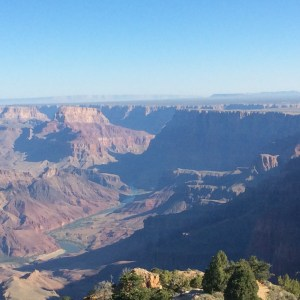 Desert View Point, Grand Canyon NP, Arizona, USA
