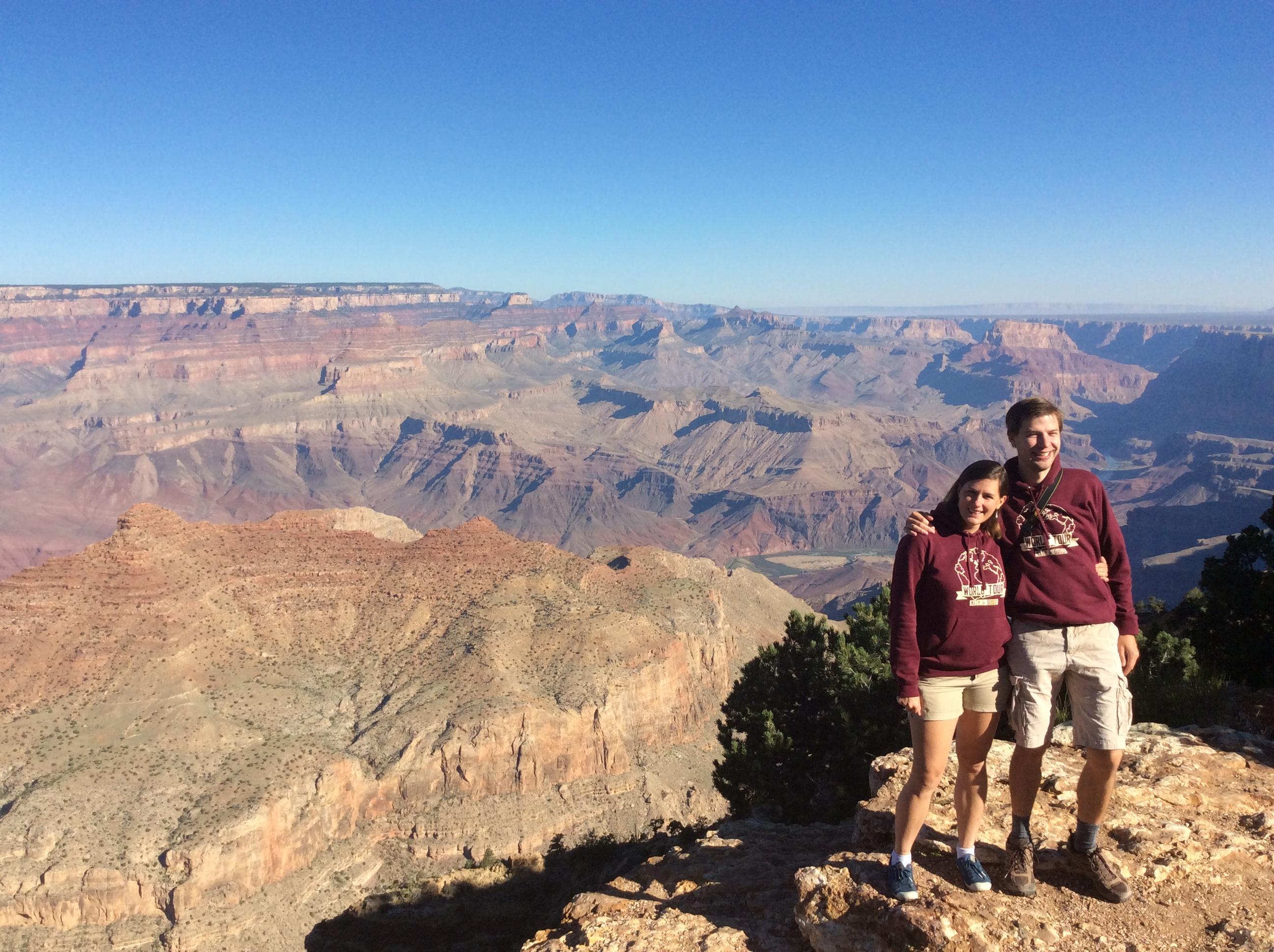 Desert View Point, Grand Canyon NP, Arizona, USA