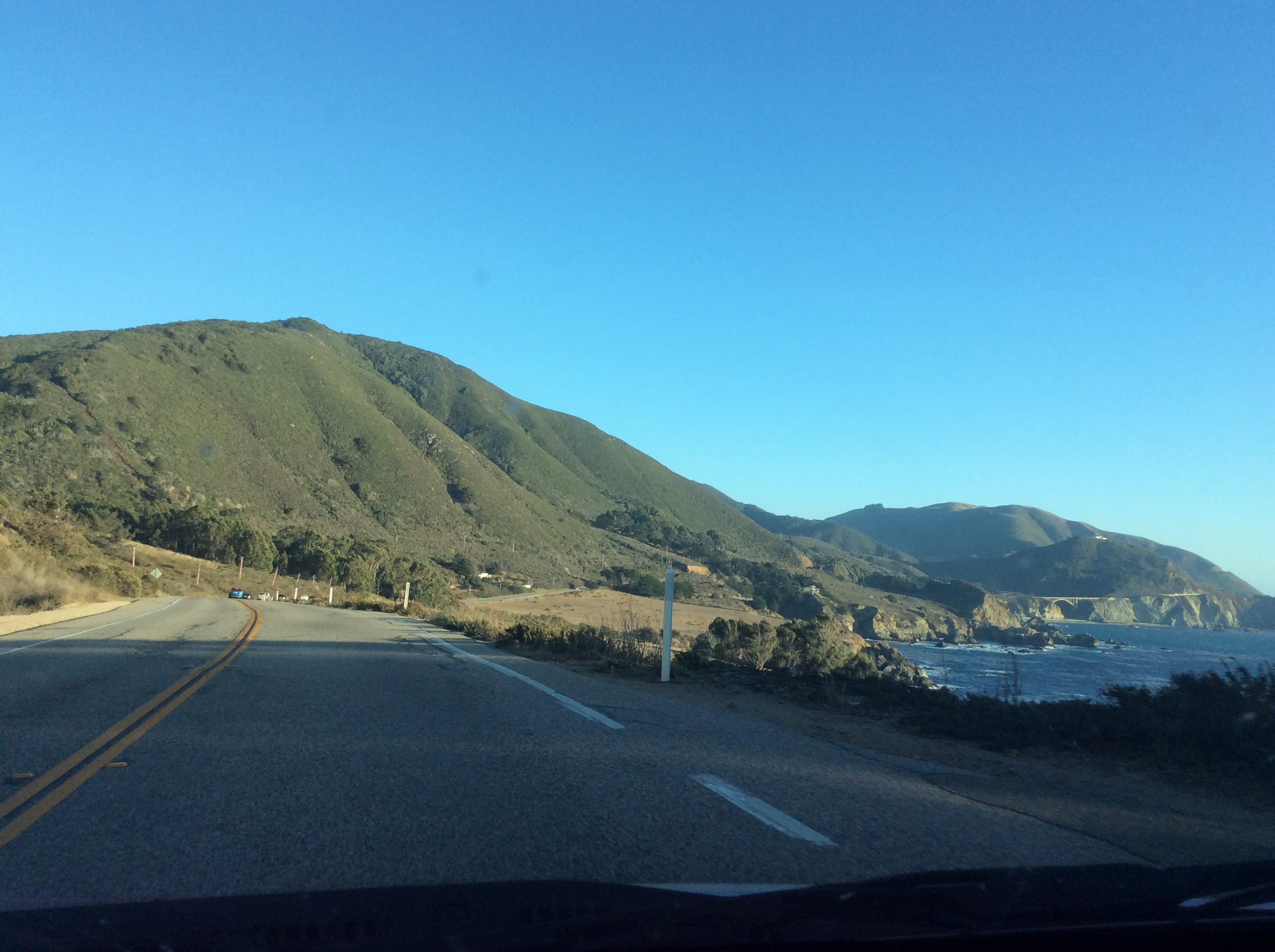 Big Sur, Highway 1, Californie, USA