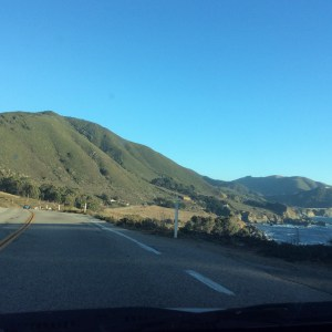 Big Sur, Highway 1, Californie, USA