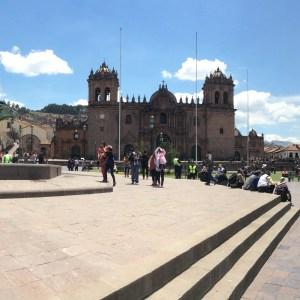 Plaza de Armas, Cuzco, Pérou