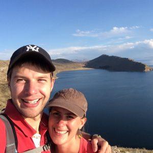 Cerro Tikani, Isla del Sol, Lac Titicaca, Bolivie