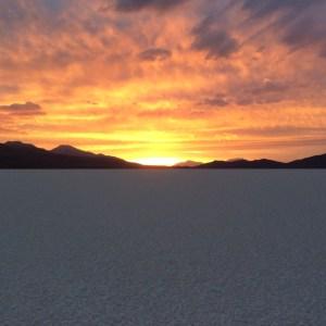 Salar d'Uyuni, Bolivieolchani, Uyuni, Bolivie