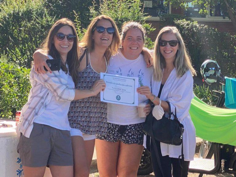 Concurso de paellas Fiesta cierre temporada piscina 2021