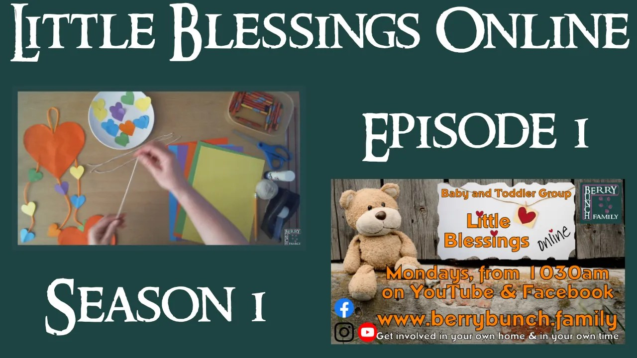 """Little Blessings Online, Looking back to """"Fixing Things"""""""