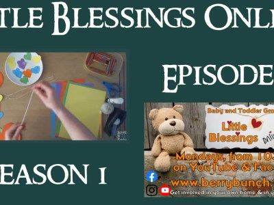 """Little Blessings Online, Looking back to """"It's Amazing!"""""""