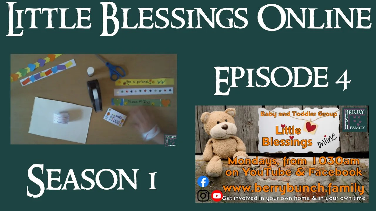 """Little Blessings Online, Looking back to """"Best Buddies"""""""