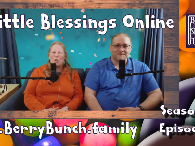 Little Blessings Online, Series 4, Episode 1, Dancing Dave!