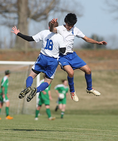 MCHS JV Boys Soccer vs William Monroe
