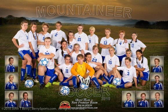 Soccer Poster 2010