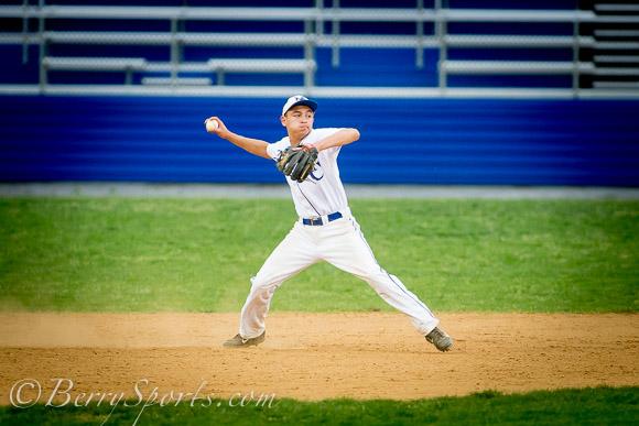 May 09, 2014.   MCHS Baseball vs Clarke