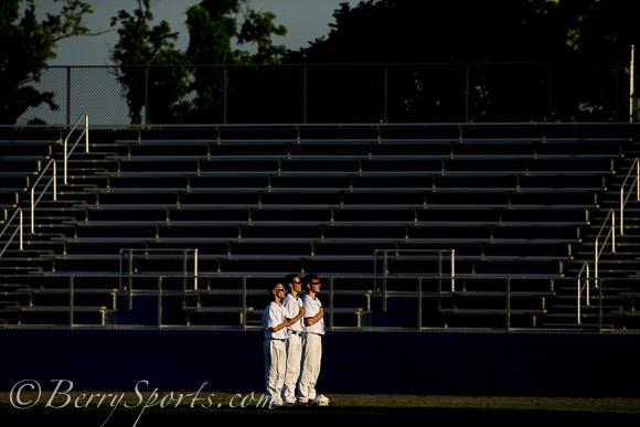 May 22, 2014.   MCHS Varsity Baseball vs Manassas Park.