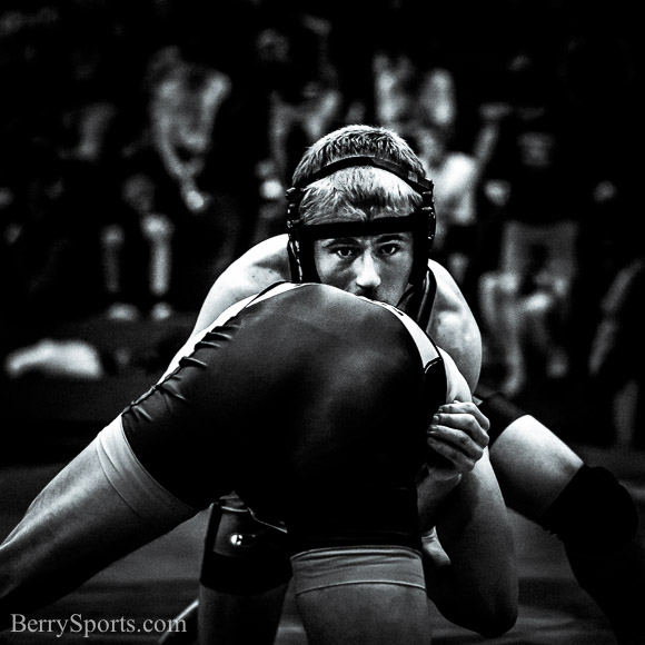 December 20, 2014.   Madison vs Buffalo Gap Wrestling.  Mountaineer Duals.