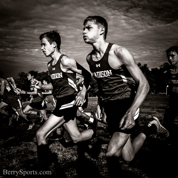 October 26, 2016. Conference 35 Boys Cross Country Championships.